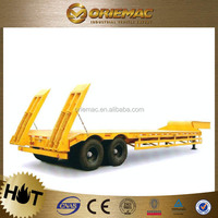 CIMC low bed 40 ton small car trailer