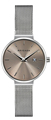 Fashion Custom design stainless steel women watch 3ATM