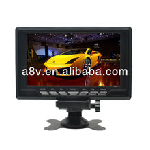 7inch portable lcd/led tv Analog TV/isdb-t/dvb-t/dvb-t2
