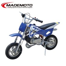 49CC Dirt Bike 2 Stroke Engine Type Mini Pocket Bike Motorcycle