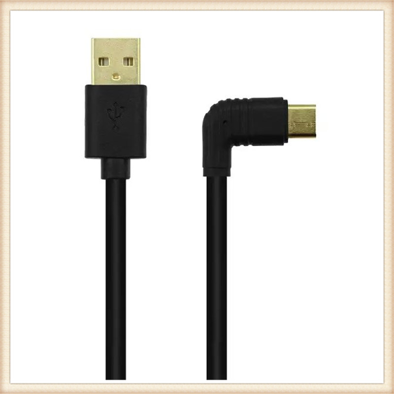 2016 Fast Charging Flexible Elbow joint Data LineType-C to USB 2.0 Cable