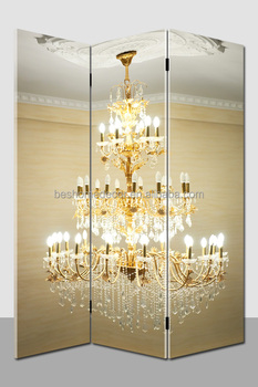lighting decoration canvas art room divider screen