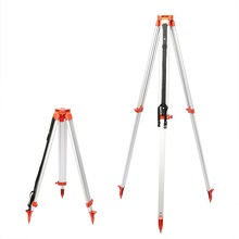 Brand New 1.65M Aluminum Tripod+5M 5 Section Dumpy Laser <strong>Level</strong> Staff for Rotary Laser <strong>Level</strong>