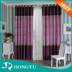 Top quality American Style Embroidery curtain turkey
