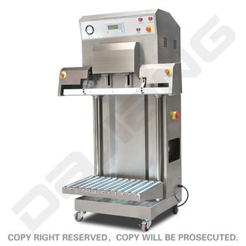 DZQ-900L External Type Vacuum Packaging Machinie
