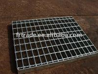 Strong and beauty steel grating in construction