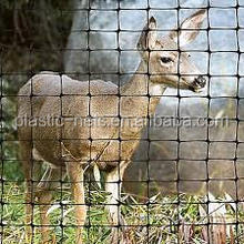 USA PP + UV stablized Best price Plastic deer farm fencing net are available