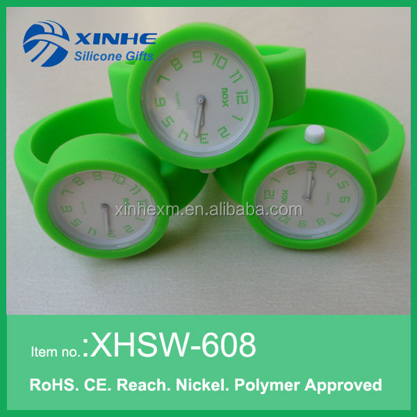 2017 Hotsale custom logo silicone promotion gift watches men,customs watch with CE/ROHS