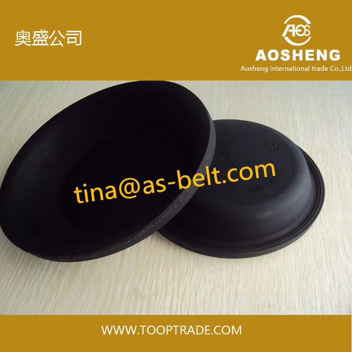 Aosheng Brand T16 Rubber Air rubber Diaphragm For Truck Brake Chamber With NR Rubber