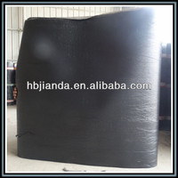 PE film -10 self adhesive bitumen roofing waterproofing rubber membrane ,self adhesive SBS modified bitumen waterproof membrane