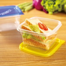 Chaofan Disposable And Stackable Plastic Meal Containers