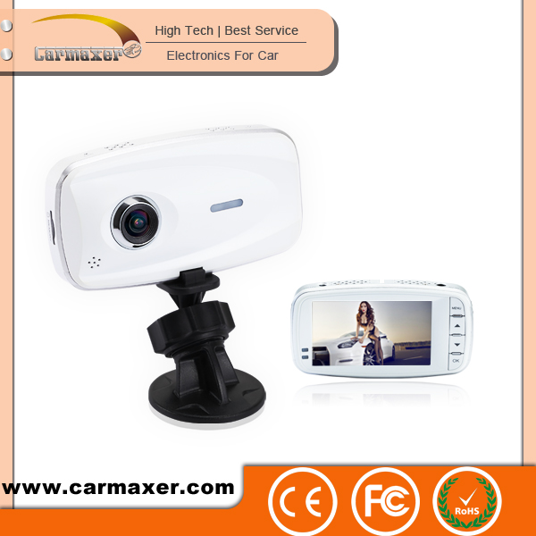 OEM and manufacturer mini car dvr camera with gps-protect 802