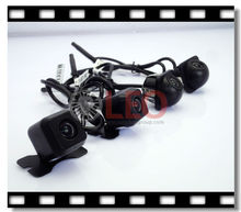 360 degree Bird View Car Monitoring System with 4 channel cameras