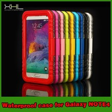 High Quality Waterproof Case For Samsung Galaxy Note 4
