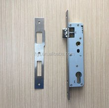 High quality aluminum door lock for swinging doors