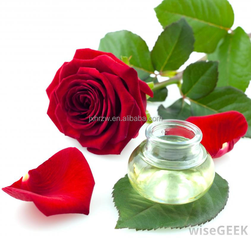 100% pure rose essential oil used as an aphrodisiac