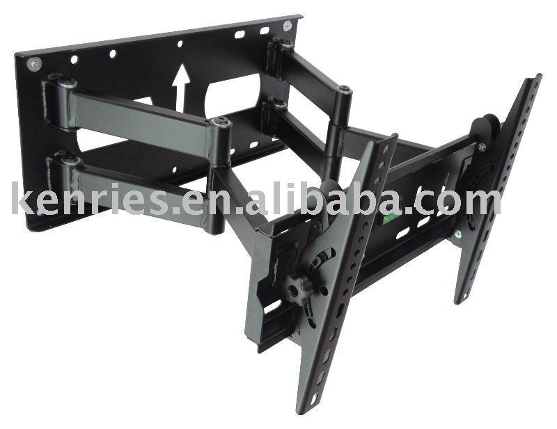 Extensible soporte de tv y lcd brazo de montaje y plasma voladizo soporte para 26 39 39 a 42 - Soporte con ruedas para tv ...