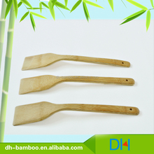 Factory Wholesale Food Grade Bamboo slotted turner/Cooking tool/Kitchen tool/Homex,FDA LFGB Approved Bamboo Kitchen Utensils