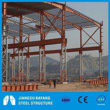 light steel structure for warehouse/workshop/shed