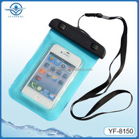 For iPhone 4 5 5S 5C 10M new tpu waterproof dry bags