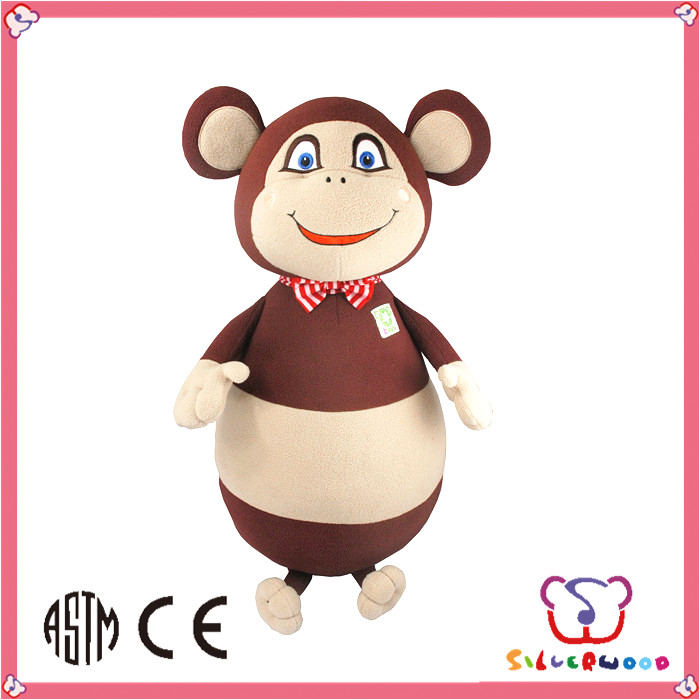 GSV SEDEX Factory top quality cute promotional yiwu china soft toys factory