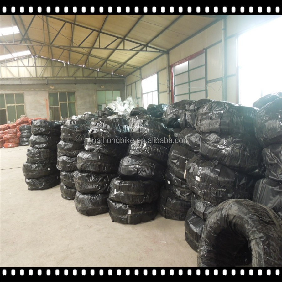 colored bike tires /bicycle tires with bule line/bicycle tube tyre