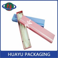 Necklace Paper Packing Box For Bracelet