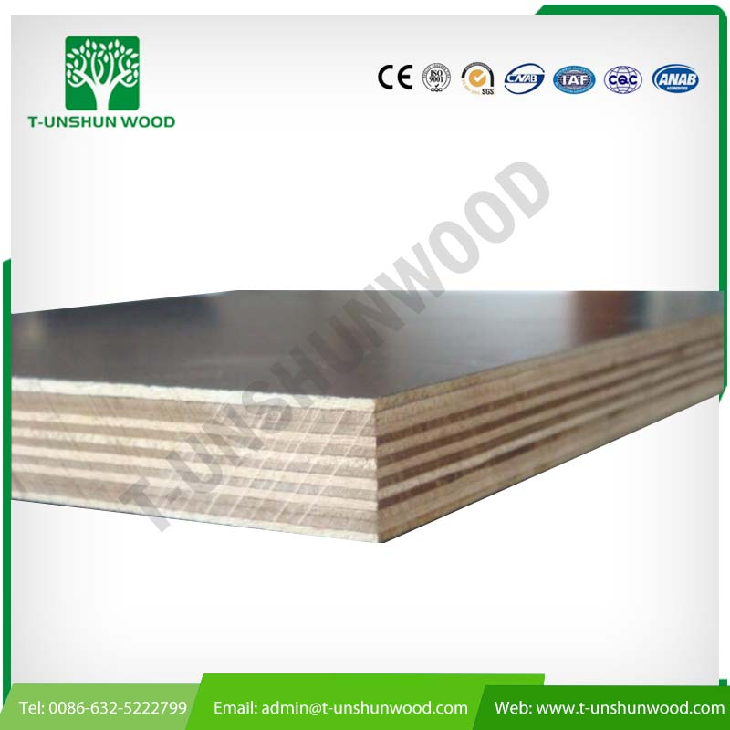 Laminated plywood sheets shuttering price plastic