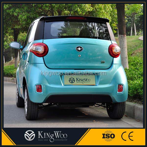 4 wheel 2 seat small cheap left hand drive electric car