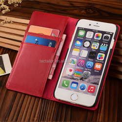 Customize For iphone 6s PU & Cloth Material Cell Phone Man Wallet Case,For iphone 6 Case,For iphone 6s Woman Wallet Case