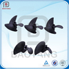 China manufacturer casting metal materia small propeller