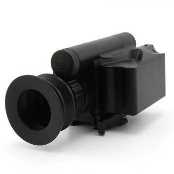 Video Supported Monocular Thermal Imaging Rifle scope Rangefinder Reticle optional