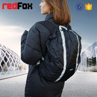 Useful high visibility backpack laptop sling bags for school bag