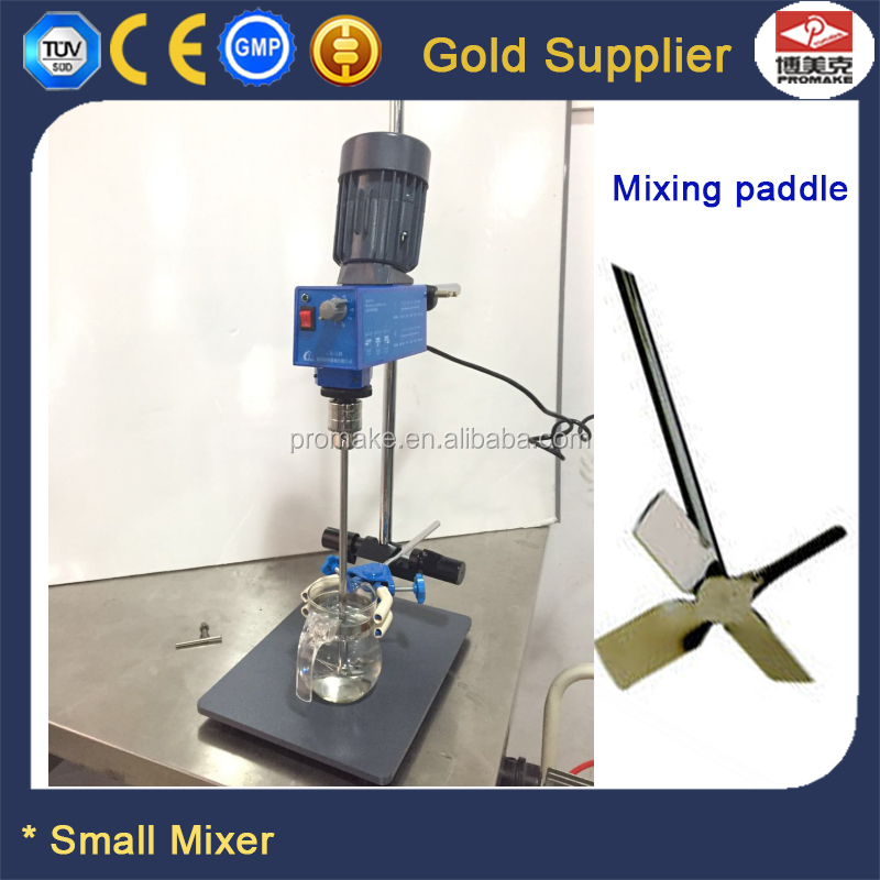 Electrical Small Lab Emulsifier Mixer Equipment For Sale