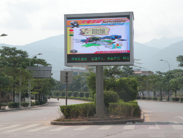 2016 electronic traffic signs led message display board