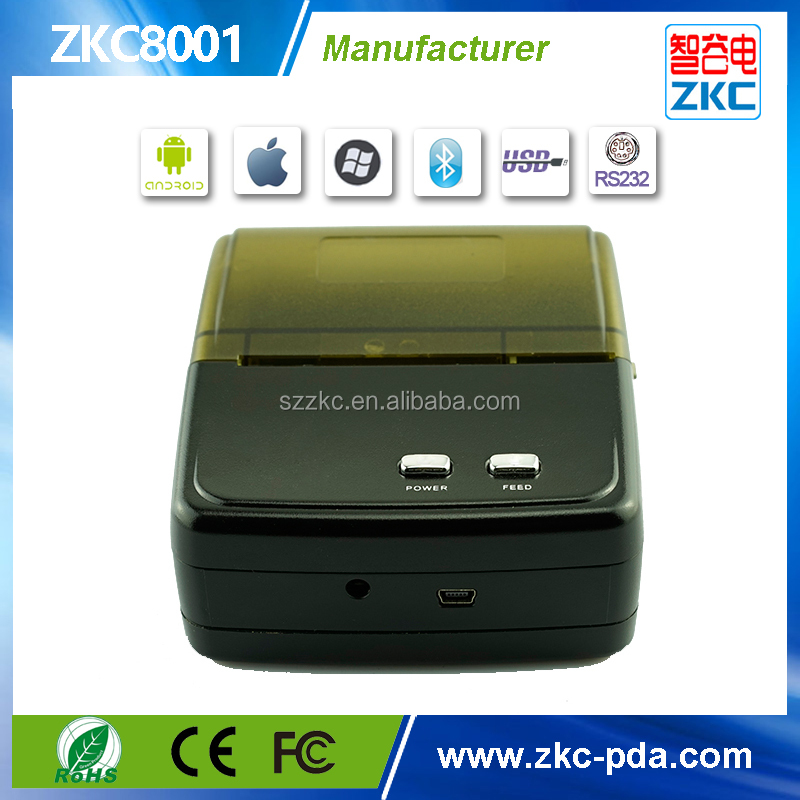 3 Inch USB+bluetooth Thermal Sticker Label Printer