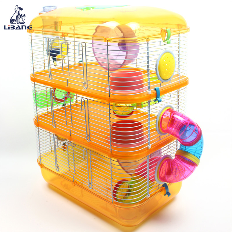 High Quality Big Luxury Wire Hamster Cage