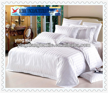 100% cotton hospitality bed sheet /hotel sheet fabric