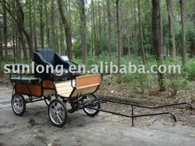 4 wheels horse carriage/Wagon