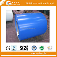 high quality ppgi color gi zinc coated steel coil for roofing sheet