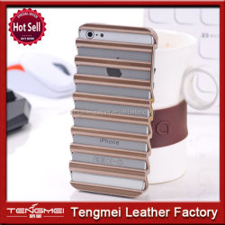 Lot Hollow Ladder Shaped Stripe Wave Case Cover Skin for IPHONE 4 4S 5 5S