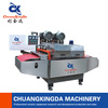 CKD-2-800 Double-shaft mosaic processing machinery manufacturers glass mosaic making machine