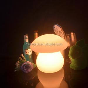 remote control battery powered rgb color changing led mood lamp cordless led wireless night light