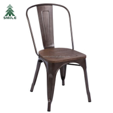 Wholesale cheap vintage metal chairs for sale