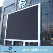 espn live cricket streaming led display screen P10 outdoor full color comercial advertising LED display