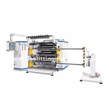 BOPP/ PET/ PVC Film High Speed Slitter Rewinder Machine