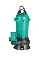 WQD electric submersible water pressure sewage pumps