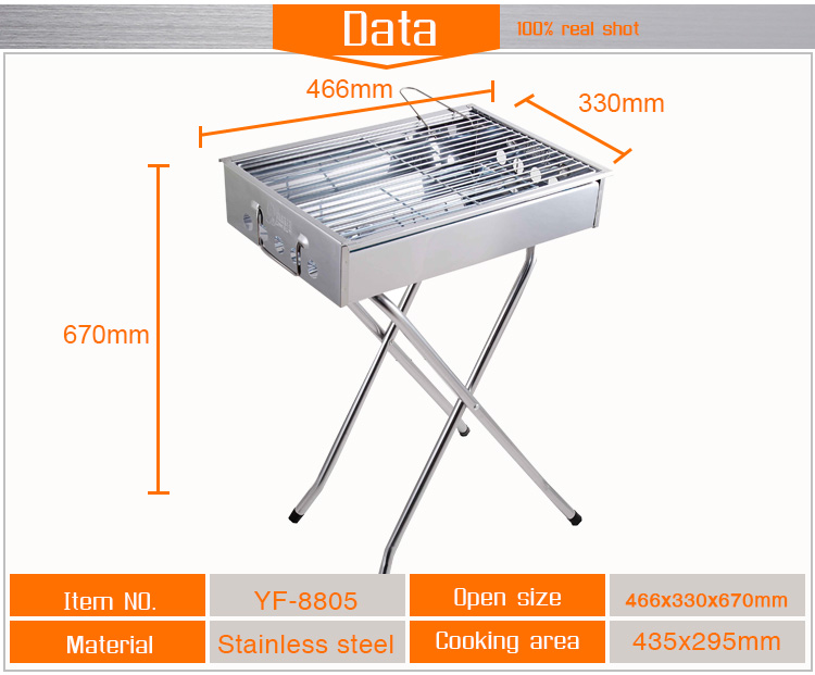 Charcoal grill with automatic rotating frame
