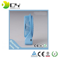 hot selling portable mini fan 3 speeds usb mini fan strong wind rechargeable usb led fan