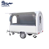 Hot Selling !!!Newest design top quality street kiosk mobile food cart for sale